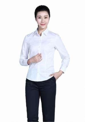 长袖T恤衫工作服定制过程中有哪些需要注意的地方?
